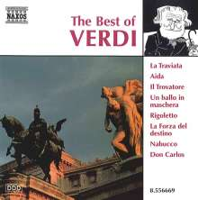 Best of Verdi, CD