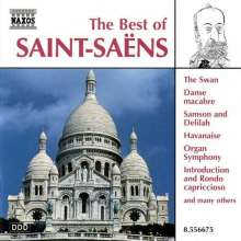 Best of Saint-Saens, CD
