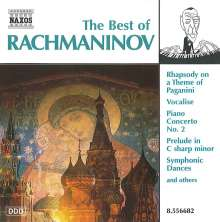 Best of Rachmaninoff, CD