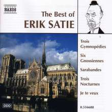 Erik Satie (1866-1925): Best of Satie, CD