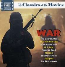Classics at the Movies - War, CD