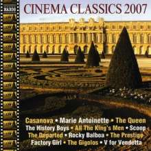 Cinema Classics 2007, CD