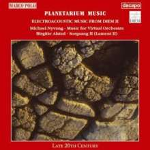 Michael Nyvang (geb. 1963): Music for Virtual Orchestra, CD