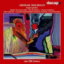 Arshak Ikilikian (geb. 1948): Superpulse für Percussion & Computer, CD