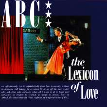 ABC: The Lexicon Of Love, CD