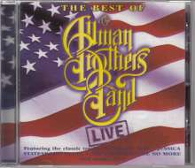 Allman Brothers Band: Jessica - Live, CD