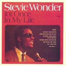 Stevie Wonder: For Once In My Life, CD