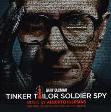 Tinker Tailor Soldier Spy, CD
