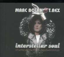 Marc Bolan & T. Rex: Interstellar Soul (1972 - 1977), 3 CDs