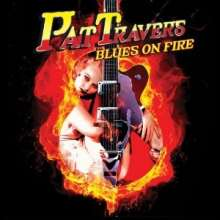 Pat Travers: Blues On Fire, CD