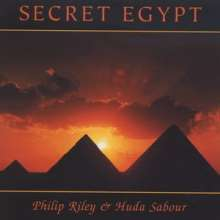 P. Riley; H. Sabour: Secret Egypt, CD