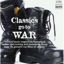 Various Artists: Classics Go To War, 2 CDs
