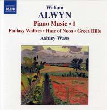 William Alwyn (1905-1985): Klavierwerke Vol.1, CD