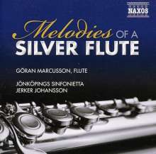 Goran Marcusson: Melodies From The Silver Flute, CD