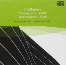 Naxos Selection: Beethoven - Violinkonzert op.61, CD