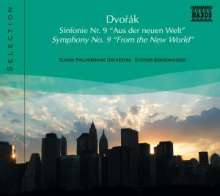 Naxos Selection: Dvorak - Symphonie Nr.9, CD