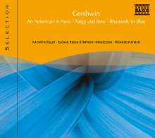 Naxos Selection: Gershwin, CD