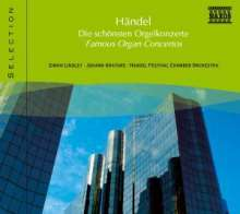 Naxos Selection: Händel - Orgelkonzerte, CD
