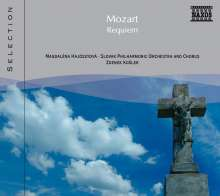 Naxos Selection: Mozart - Requiem, CD