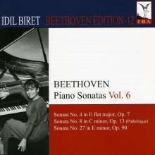 Idil Biret - Beethoven Edition 12/Klaviersonaten Vol.6, CD