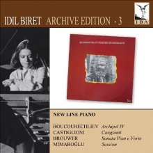 Idil Biret - Archive Edition Vol.3, CD