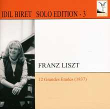 Idil Biret - Solo Edition Vol.3/Franz Liszt, CD