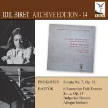 Idil Biret - Archive Edition Vol.14, CD