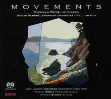 Michala Petri - Movements, SACD