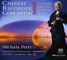 Michala Petri - Chinese Recorder Concertos, CD