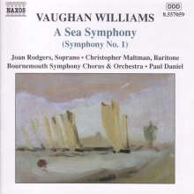 Ralph Vaughan Williams (1872-1958): Symphonie Nr.1