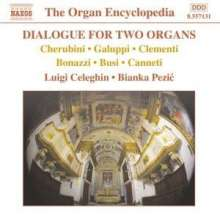 Luigi Celeghin & Bianka Pezic - Dialogue for Two Organs, CD