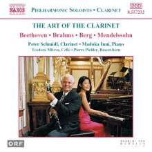 Peter Schmidl - The Art of the Clarinet, CD
