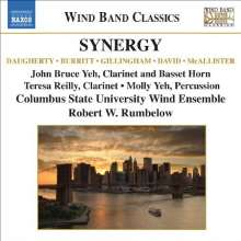 Columbus State University Wind Ensemble - Synergy, CD