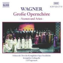 Richard Wagner (1813-1883): Opernchöre, 2 CDs