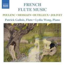 Patrick Gallois - French Flute Music, CD
