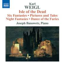Karl Weigl (1881-1949): Toteninsel (Isle of the Dead), CD
