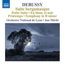 Claude Debussy (1862-1918): Orchesterwerke Vol.6, CD