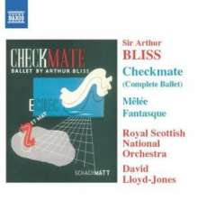Arthur Bliss (1891-1975): Checkmate Ballett (komplett), CD