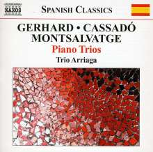 Trio Arriaga - Piano Trios, CD