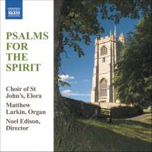 St.John's Choir Elora - Psalms for the Spirit, CD