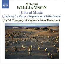 Malcolm Williamson (1931-2003): Chorwerke, CD