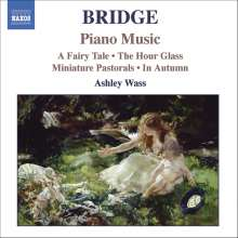 Frank Bridge (1879-1941): Klavierwerke Vol.1, CD