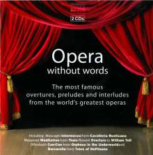 Opera Without Words, 2 CDs