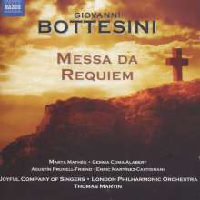 Giovanni Bottesini (1821-1889): Messa da Requiem, CD