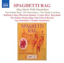 Various Artists: Spaghetti Rag, CD