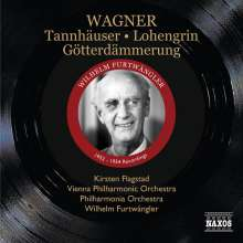 Richard Wagner (1813-1883): Arien & Szenen, CD