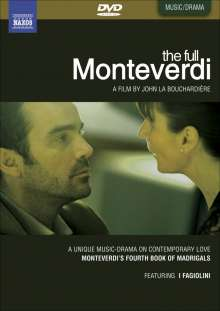 The Full Monteverdi (2007) - Ital.OF, DVD