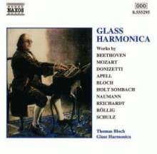 Thomas Bloch,Glassharmonika, CD