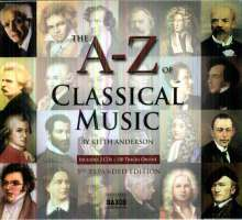 A-Z Of Classical Music: A-Z Of Classical Music / Vario, CD