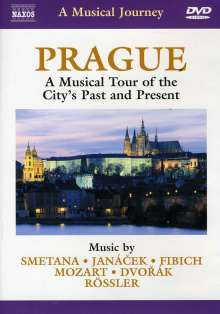 A Musical Journey - Prague, DVD